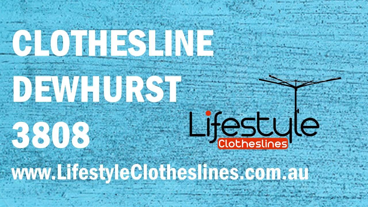 Clotheslines Dewhurst 3808 VIC