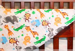 Everything Baby & Toddler Blanket, Jungle