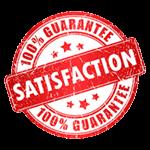 guaranteed satisfaction