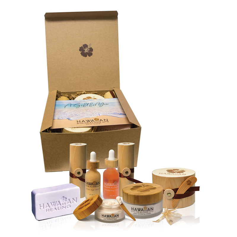 Signature Deluxe Spa Gift Set