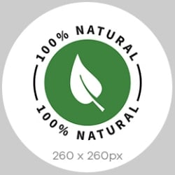 All NATURAL & ORGANIC We're proud to say that anyone and everyone can use our product safely.