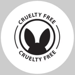 CRUELTY FREE All ingredient are processed with care and awareness without damaging surrounding environment.