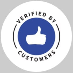 VERIFIED BY CUSTOMERS See what our customers say about us and look forward to experience good things ahead.