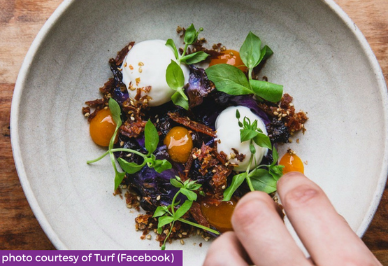 healthy meals from Vancouver | Turf Restaurant