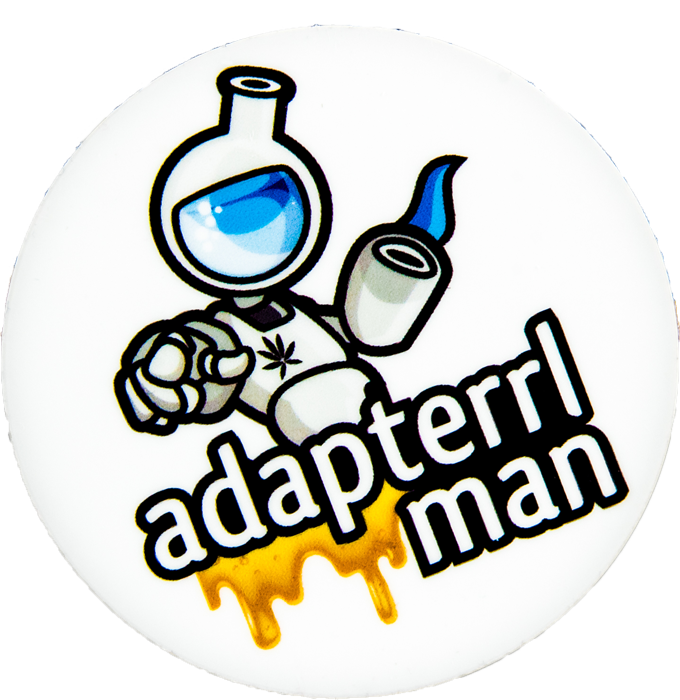 Adapterrlman Stickers