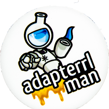 Adapterrlman Sticker
