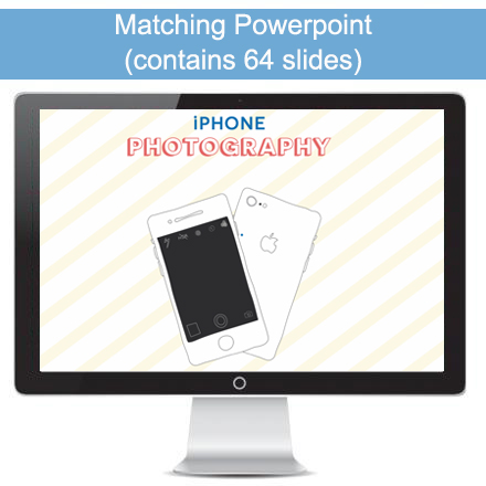Teach iphone photography
