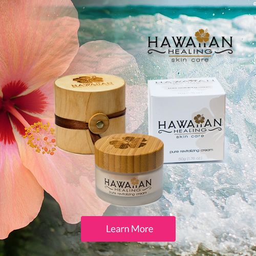 Learn More About Our Hawaiian Face & Body Cream