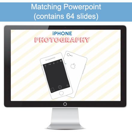 Teach iphone photography
