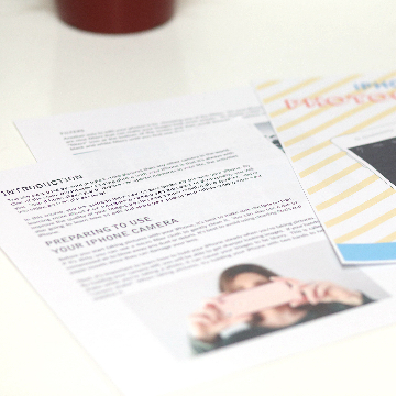 iPhonen Photography Curriculum Bundle