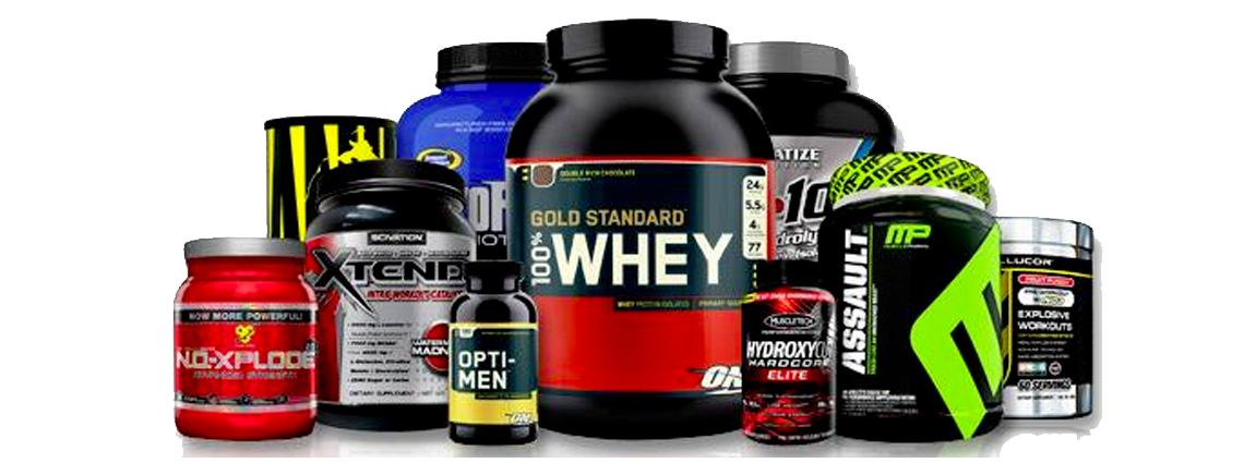 All supplements at Tarun Gill Fitness