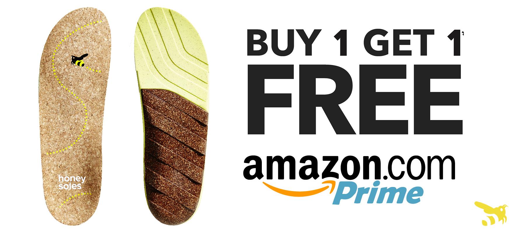 Amazon Coupon Deal Thank You (BF) - 1 – Honey Soles