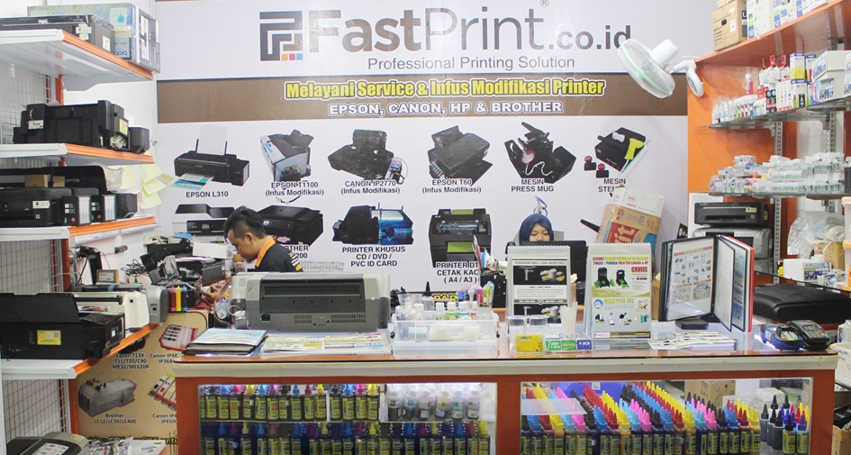 Sevice Center Fast Print