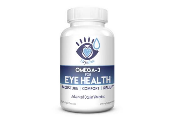 Heyedrate Omega 3 for Eye Health