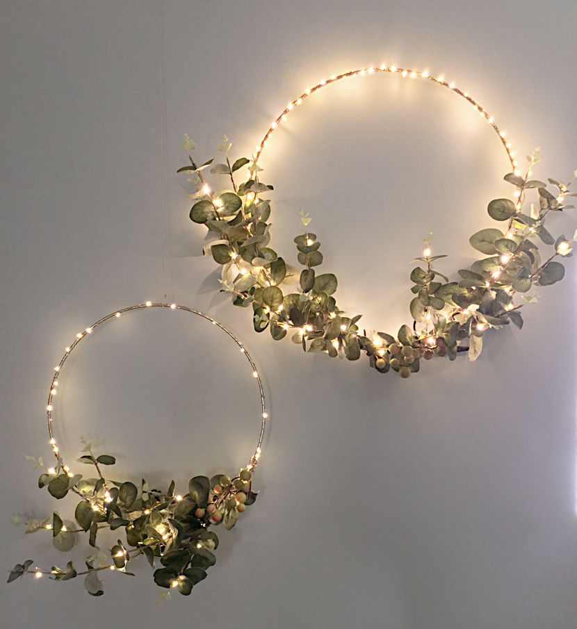 simple eucalyptus wreaths