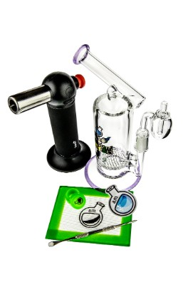 Honeycomb Dab Rig Bundle Adapterrlman