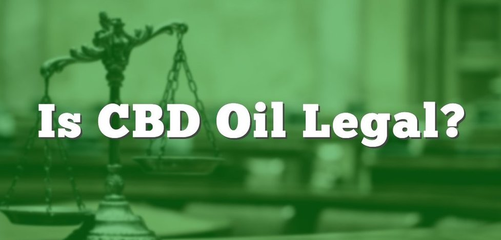 Is CBD oil legal in the united states?
