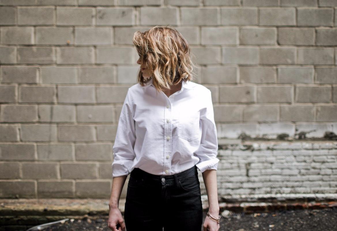 Tradlands | The Elms Best White Shirt for Women