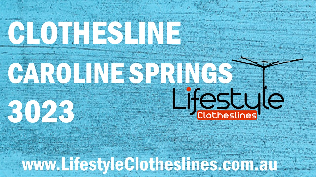 Clothesline Caroline Springs 3023 VIC