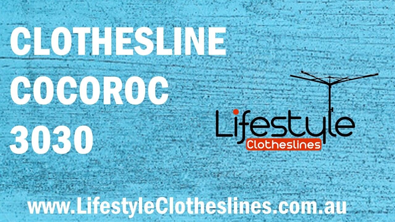 Clothesline Cocoroc 3030 VIC