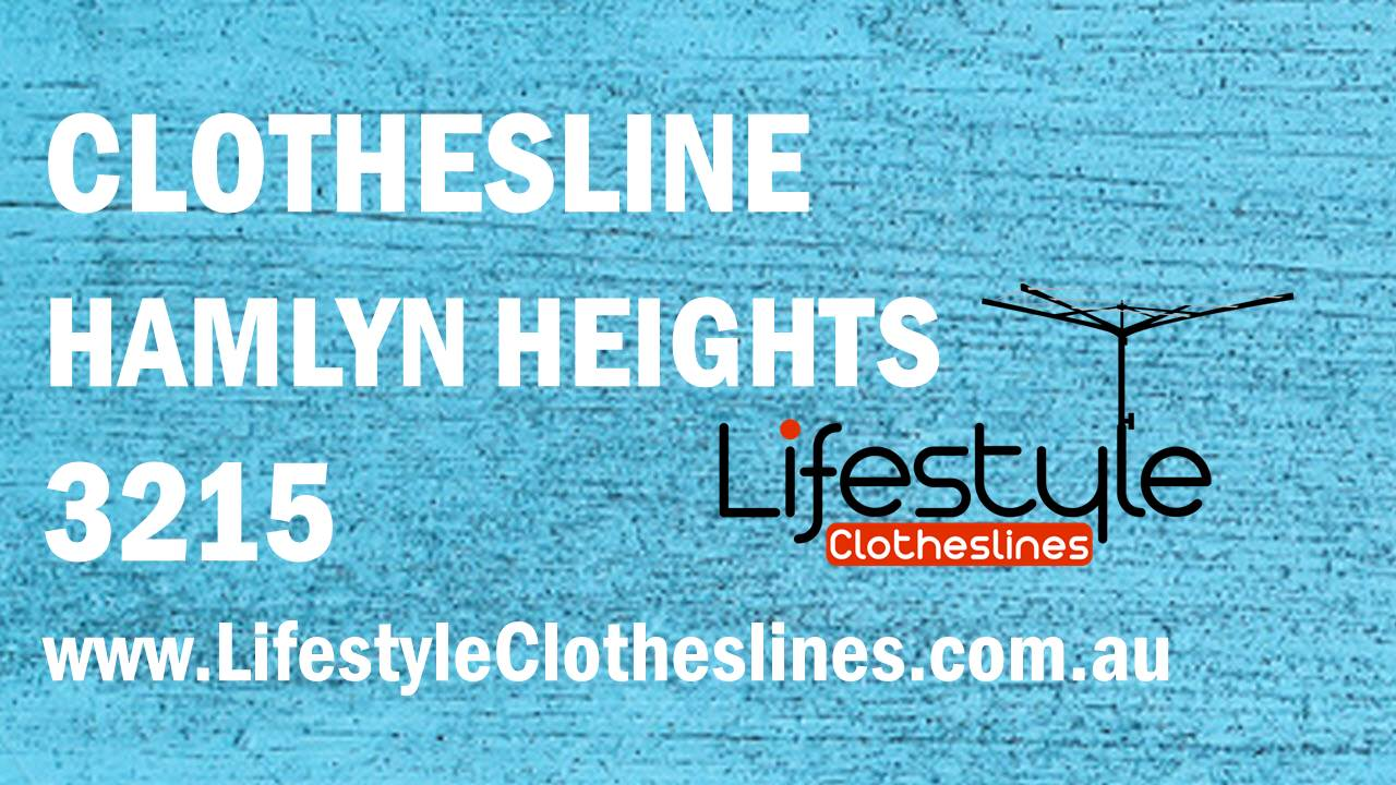 Clotheslines Hamlyn Heights 3215 VIC