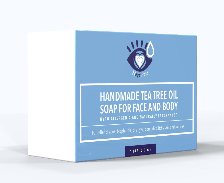 Heyedrate Tea Tree Soap