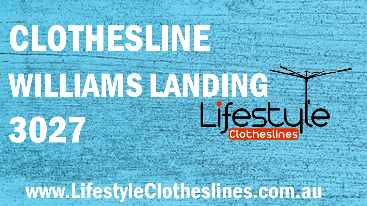 Clotheslines Williams Landing 3027 VIC