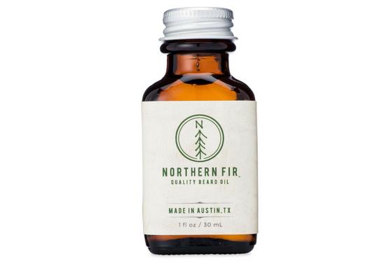 Northern Fir Beard Oil