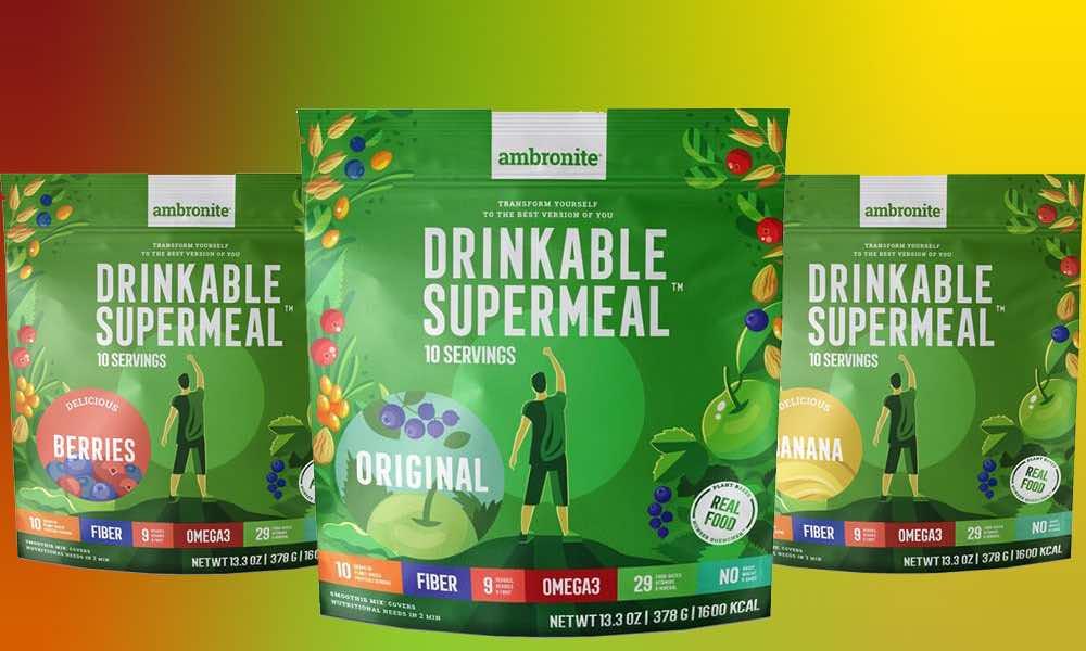 Ambronite 3 flavor bundle