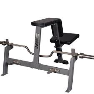 GymLeco Hi Row With Bar