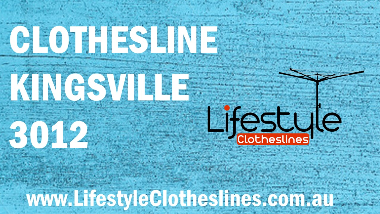 Clothesline Kingsville 3012 VIC