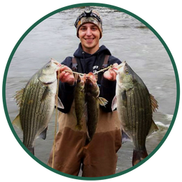 Nolan fishing Size 260 x 260px (Round)