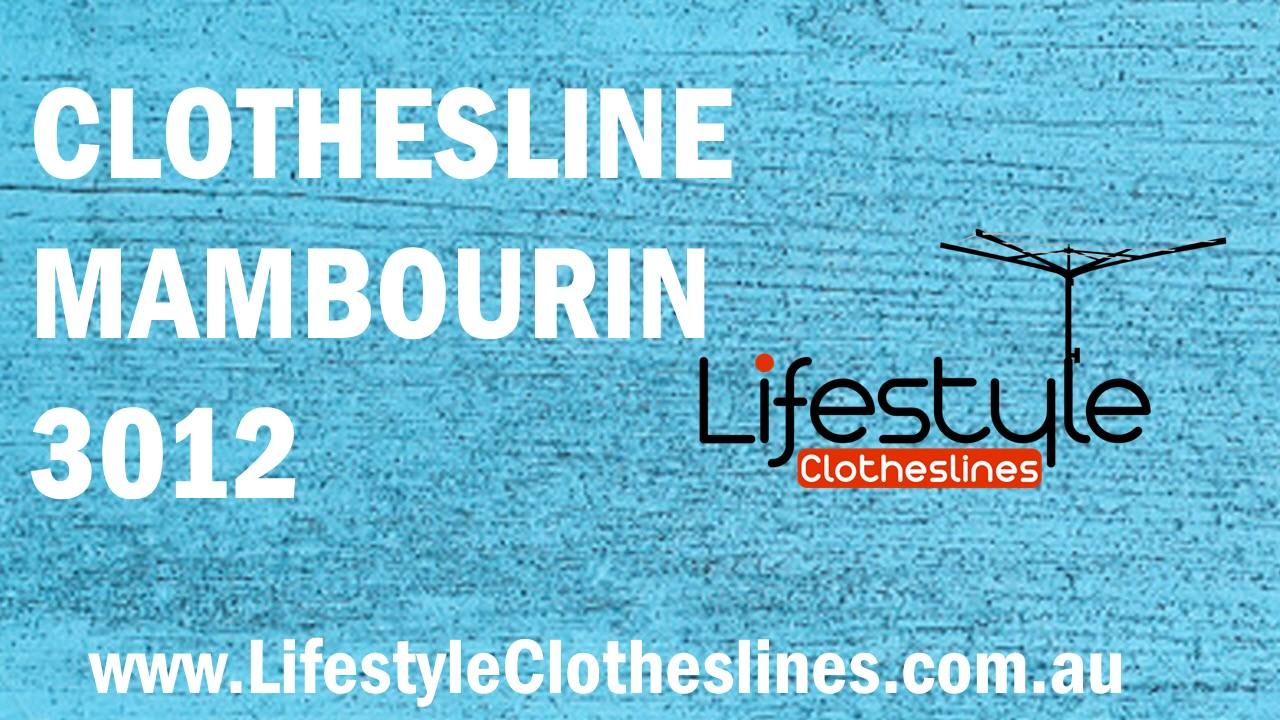 Clothesline Mambourin 3012 VIC