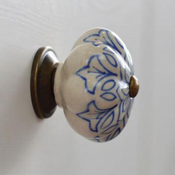 Nicola Spring Door Knobs