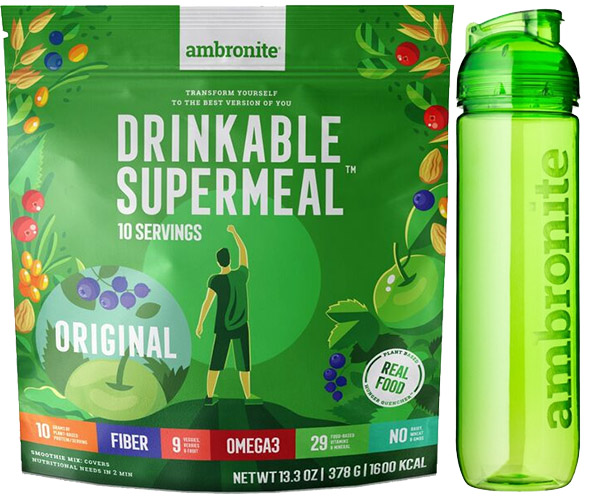 Ambronite trial pack 1