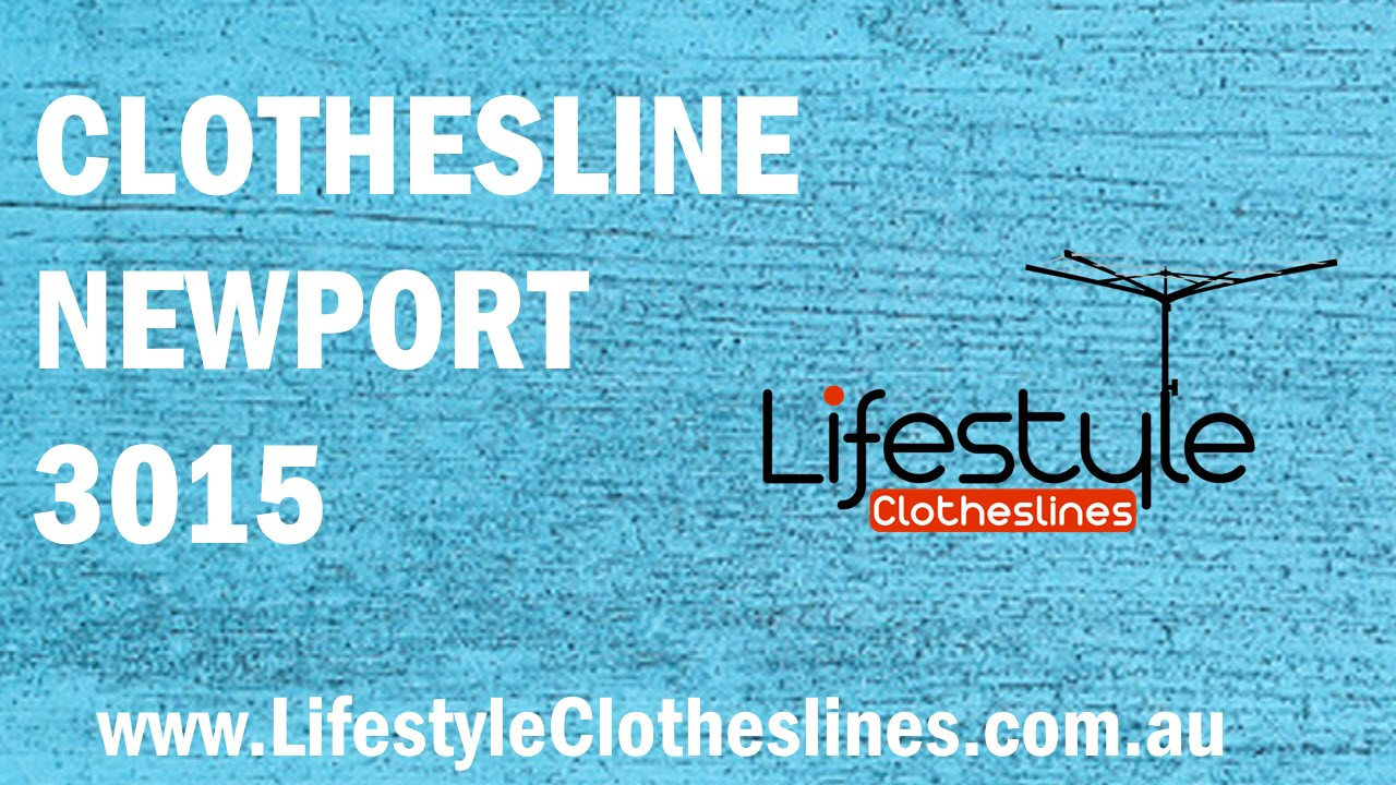 Clothesline Newport 3015 VIC