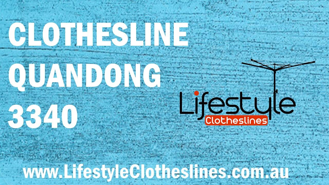 Clothesline Quandong 3340 VIC