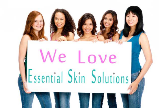essential skin solutions - natural skin care