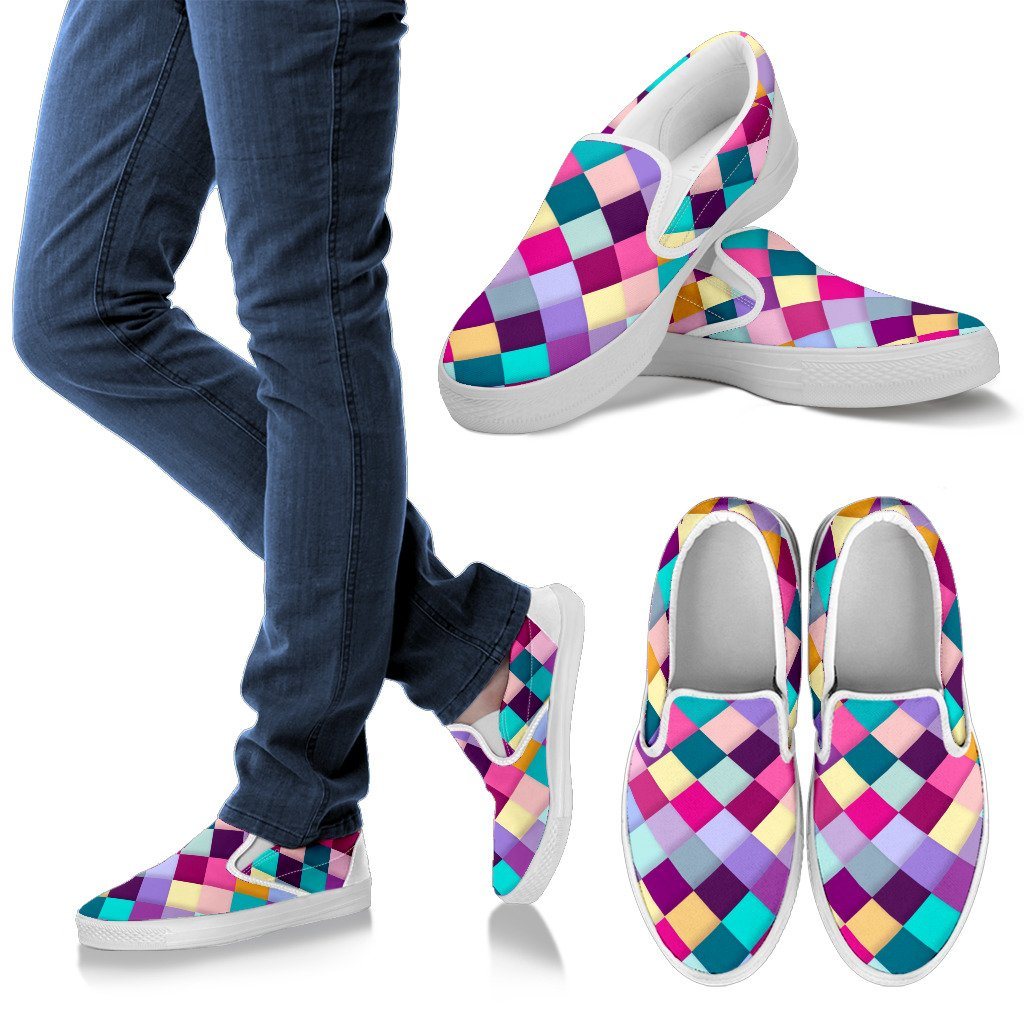 Quilter's Slip On Shoes