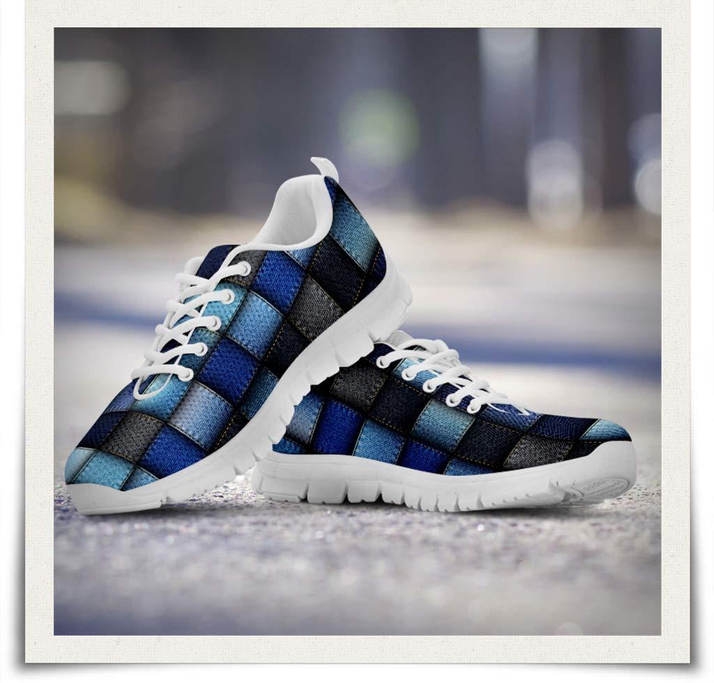 Denim Quilt Sneaker