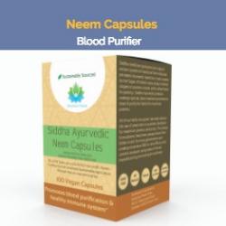 vegan neem capsules