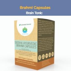 vegan brahmi capsules