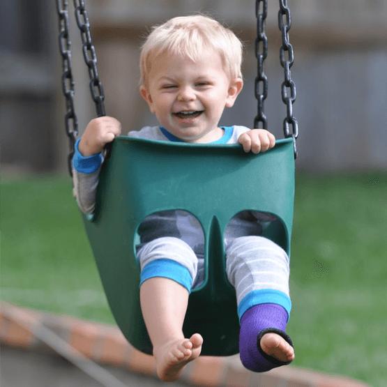 weak bones in children