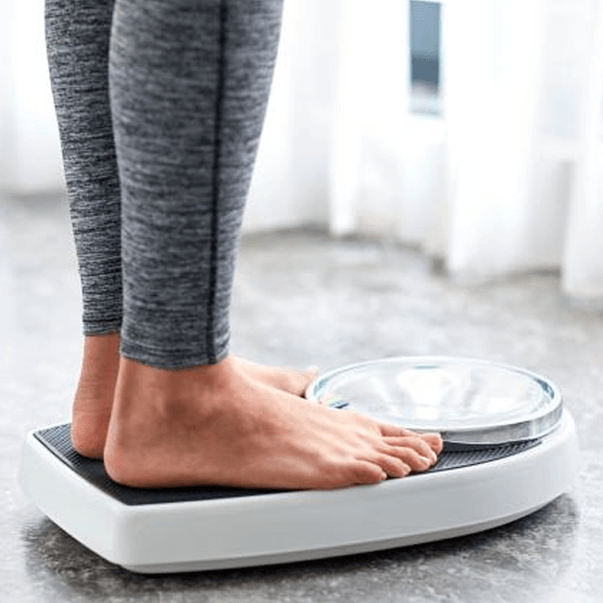 losing weight for optimal health