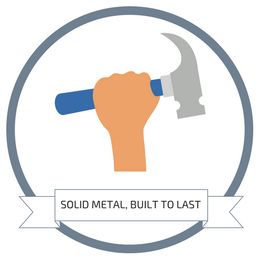 Solid Metal, Built To Last