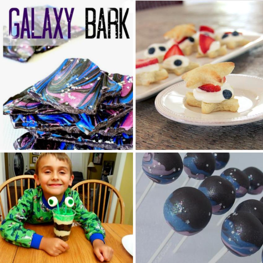 star themed food ideas