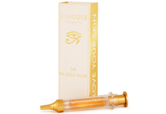 24k Ra Gold Mask