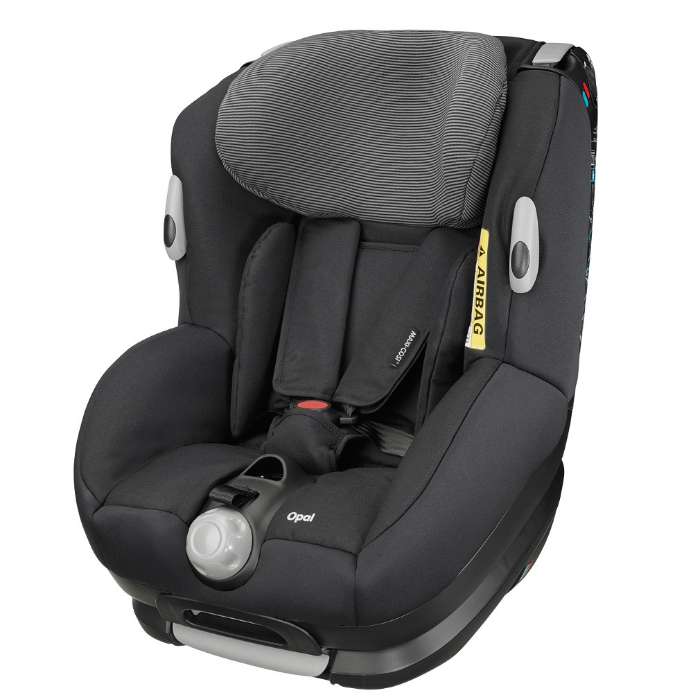The Opal adjusts for baby or toddler