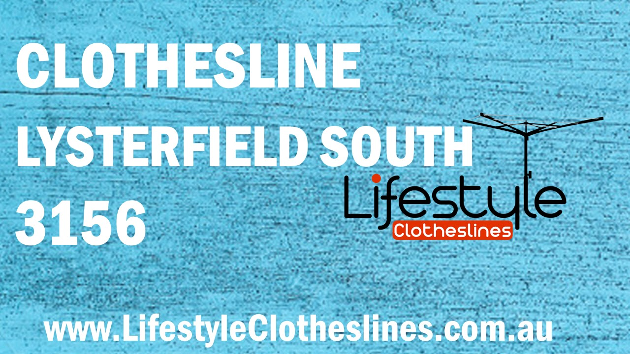 Clotheslines Lysterfield South 3156 VIC