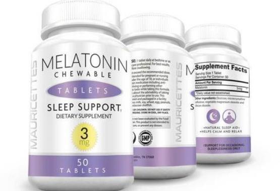 Chewable Melatonin